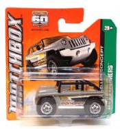 Matchbox MBX Explorers Jeep Willys Concept